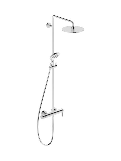 C.1 Shower System Einhebel-